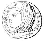 Francesco Petrarca | Antique Portrait Gallery