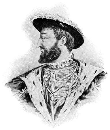 Francis I, King of France - 16th Century