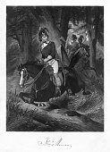 istock Francis Marion Engraving 527857737