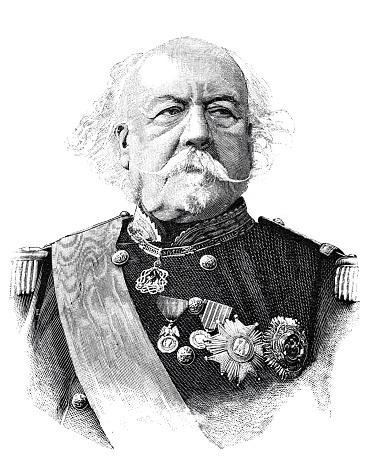François Certain de Canrobert, French marshal