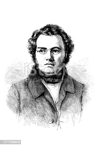istock Franz Peter Schubert (31 January 1797 – 19 November 1828) was an Austrian composer of the late Classical and early Romantic eras 1277536928
