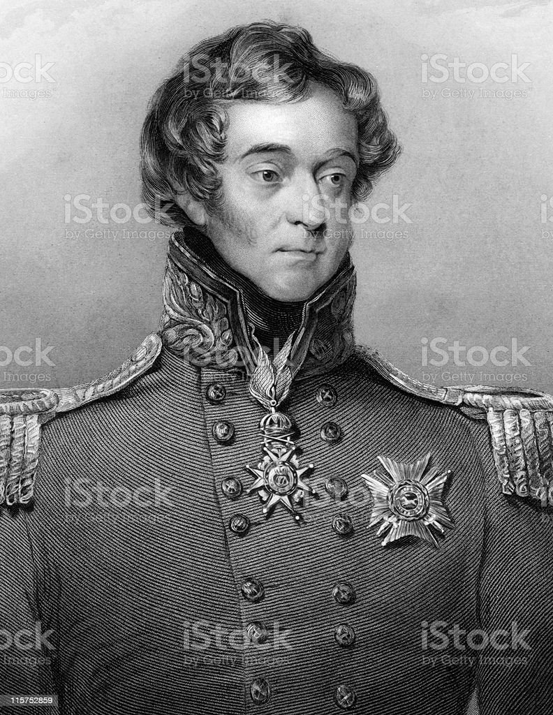 Frederick William Trench royalty-free frederick william trench stock vector art & more images of adult