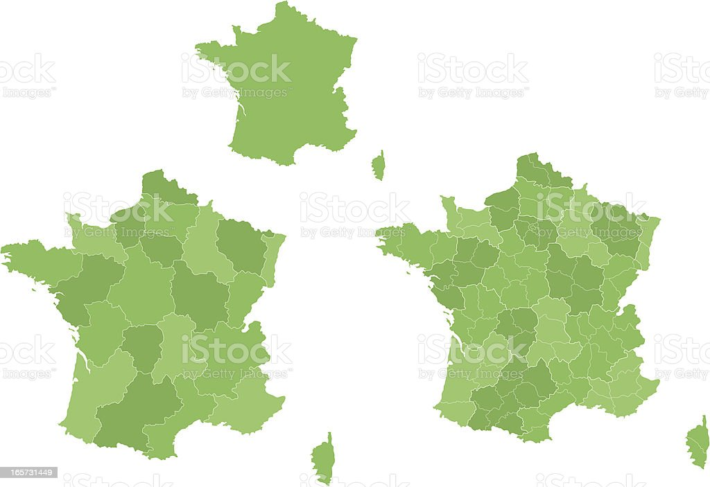 French map with regions. royalty-free french map with regions stock vector art & more images of alsace