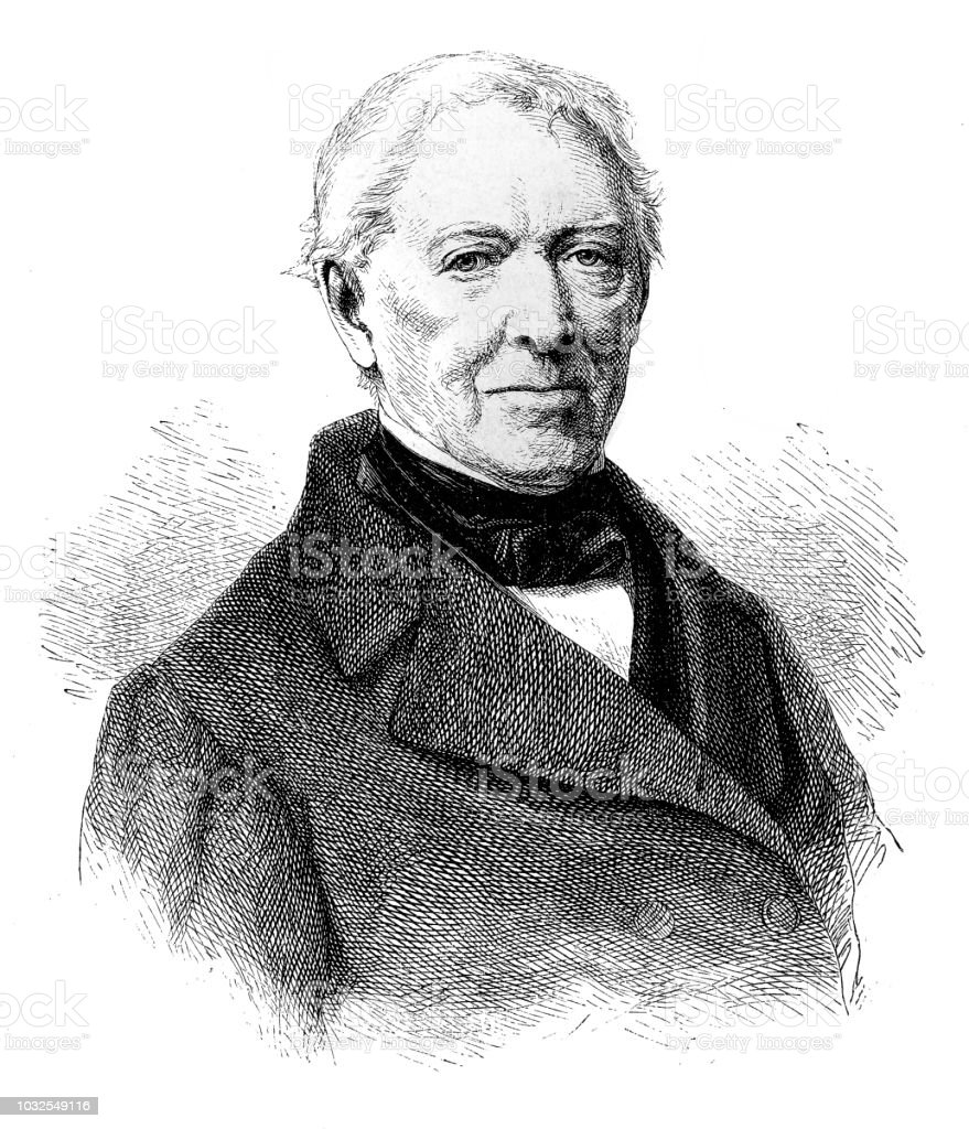 Friedrich Ludwig Georg von Raumer (14 May 1781 – 14 June 1873) was a German historian. He was the first scientific historian to popularise history in German vector art illustration