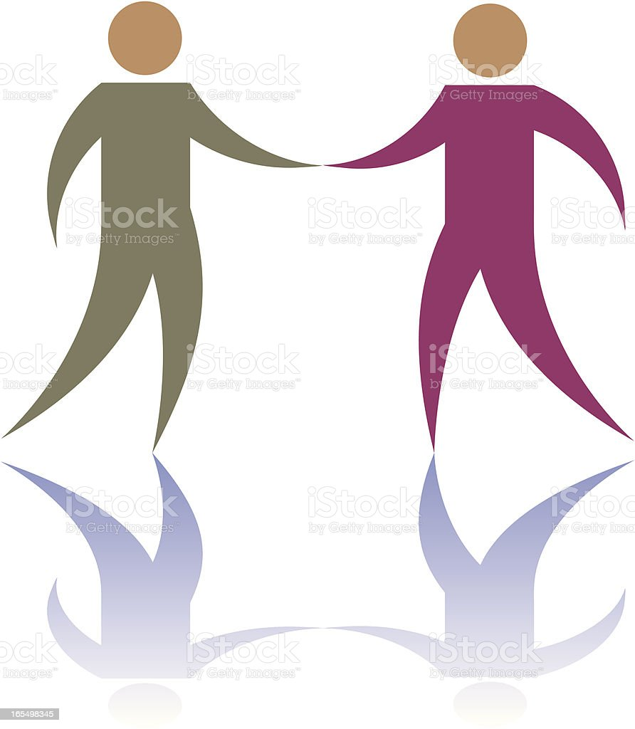Friendship royalty-free friendship stock vector art & more images of adult