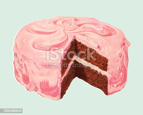 Frosted Layer Cake