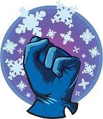 Frosty Fist