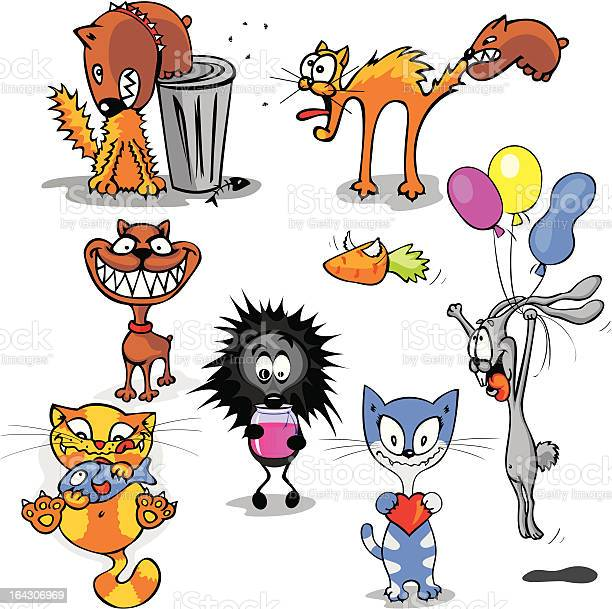 Funny animals illustration id164306969?b=1&k=6&m=164306969&s=612x612&h=zdoxqzr 8ypwgeqvoexeaogob2zpgeuz4empveoyqfw=