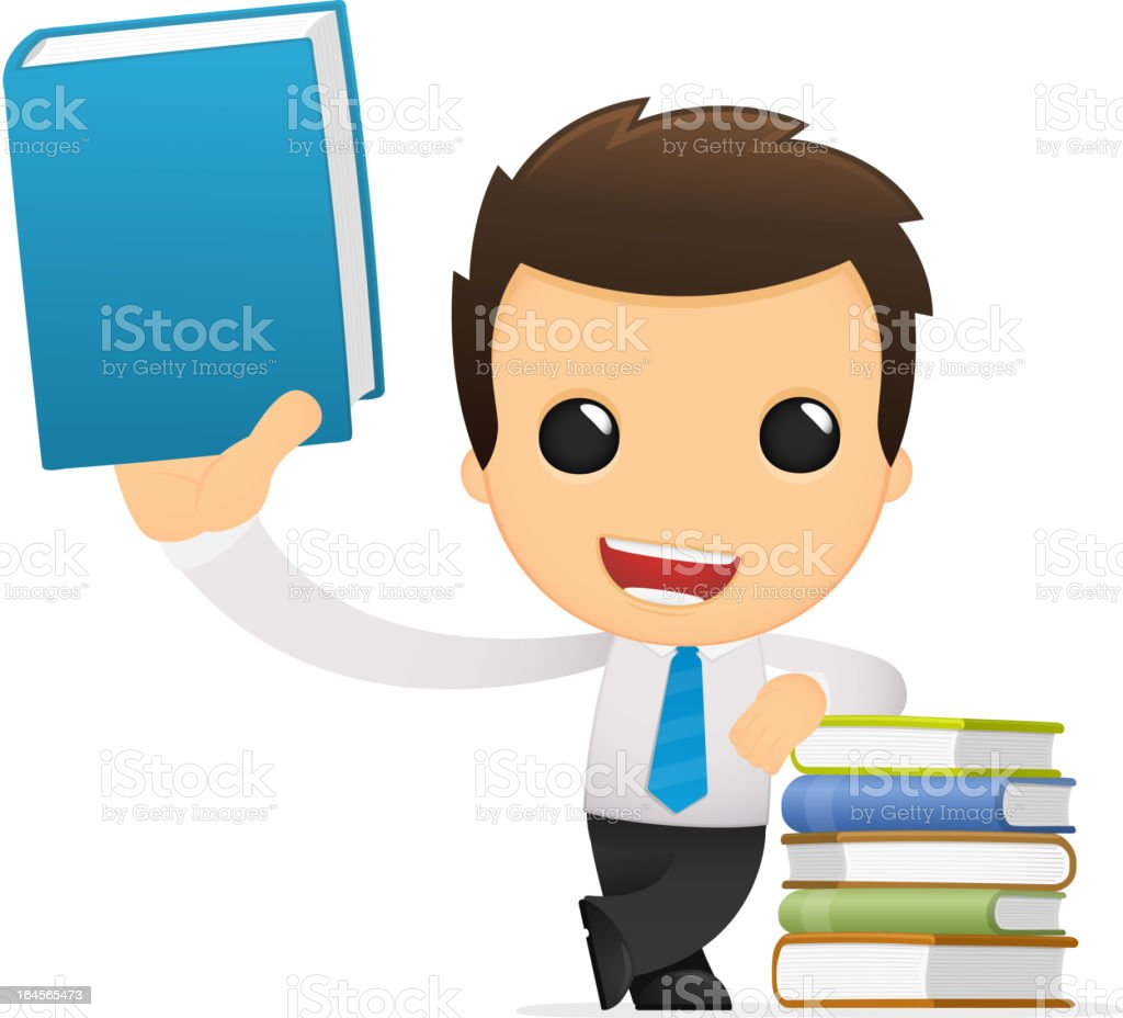 funny cartoon office worker royalty-free funny cartoon office worker stock vector art & more images of administrator