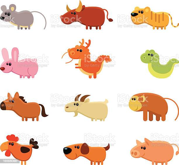 Funny chinese horoscope signs illustration id165680681?b=1&k=6&m=165680681&s=612x612&h=smxdb9sa484zpr17b0c1pxe4zy4owt6xa6bfaj fenq=
