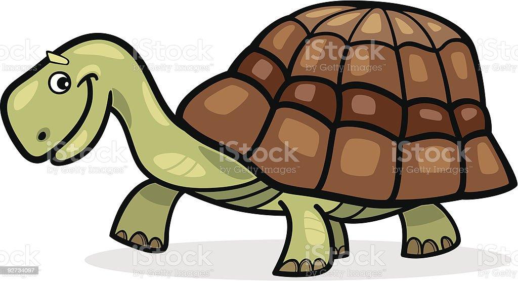 Lustige turtle Lizenzfreies lustige turtle stock vektor art und mehr bilder von aquatisches lebewesen