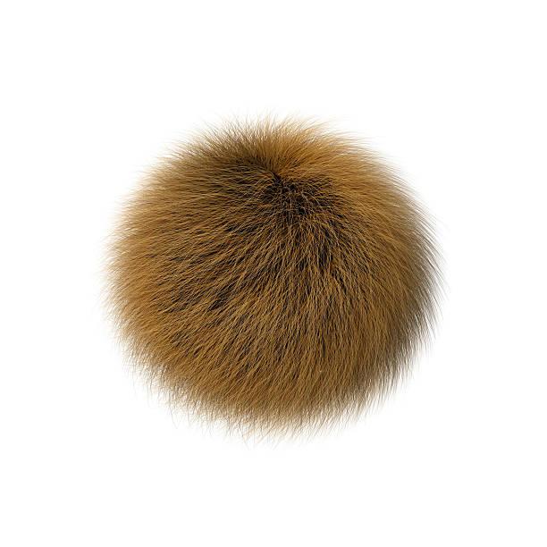 fur ball - fur texture stock illustrations, clip art, cartoons, & icons