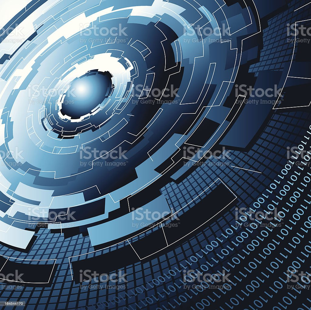 Futuristic Background royalty-free futuristic background stock vector art & more images of abstract