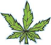 Ganja Leaf