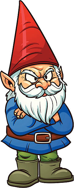 Royalty Free Gnome Clip Art, Vector Images & Illustrations ...