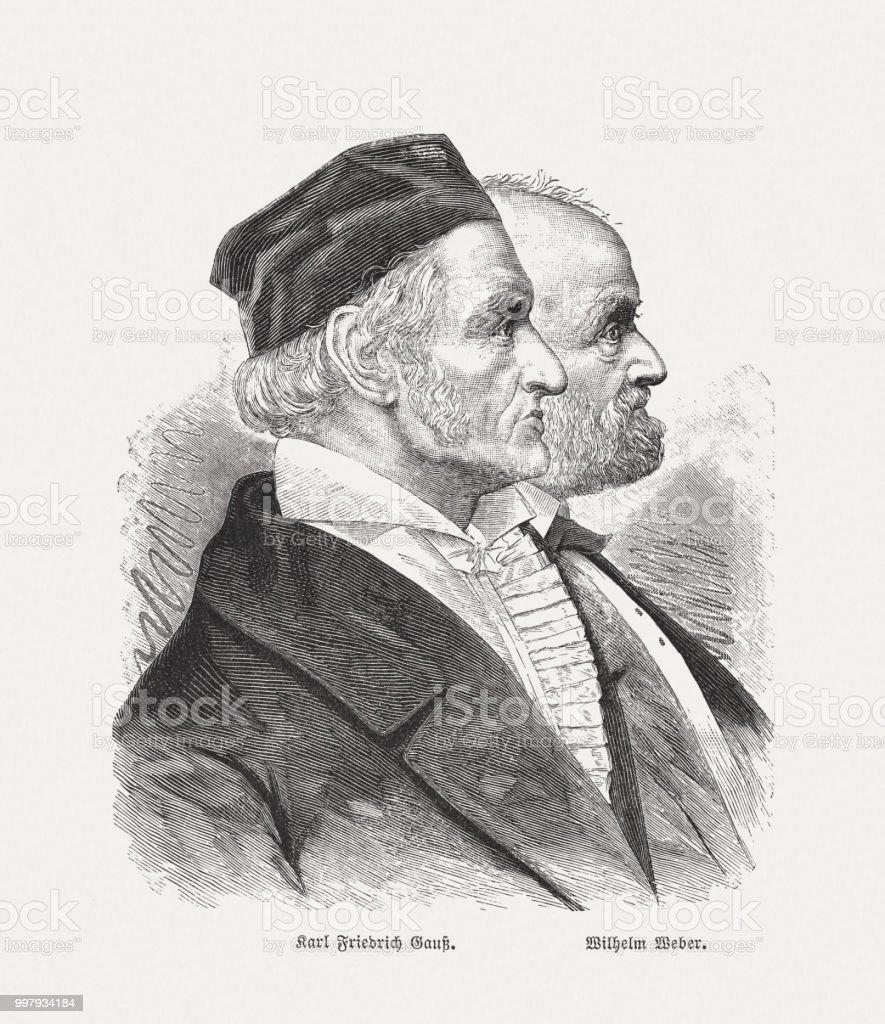 Gauss Und Weber Erbauer Des Ersten Elektromagnetischen