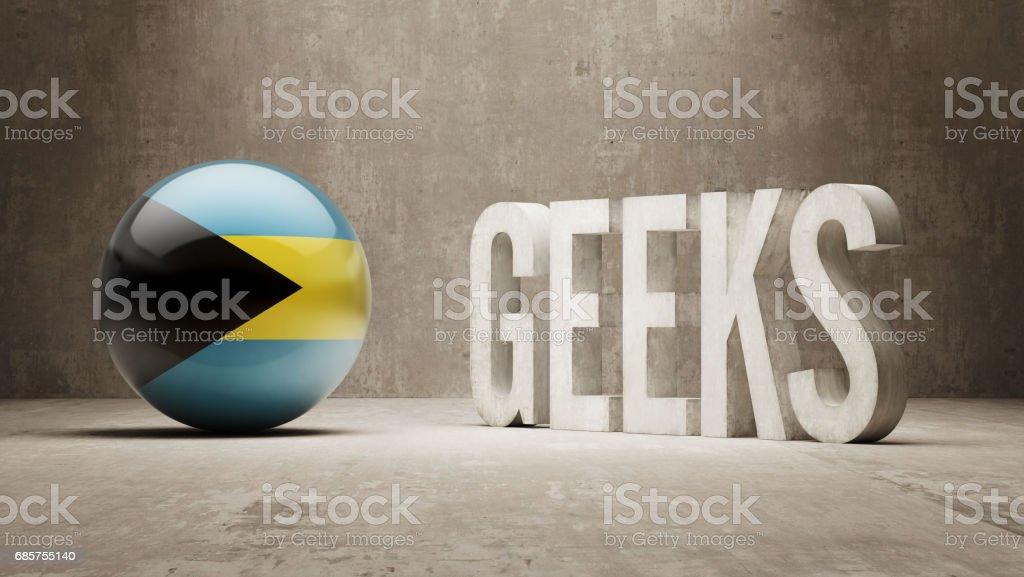 Concept de geeks concept de geeks – cliparts vectoriels et plus d'images de bahamas libre de droits