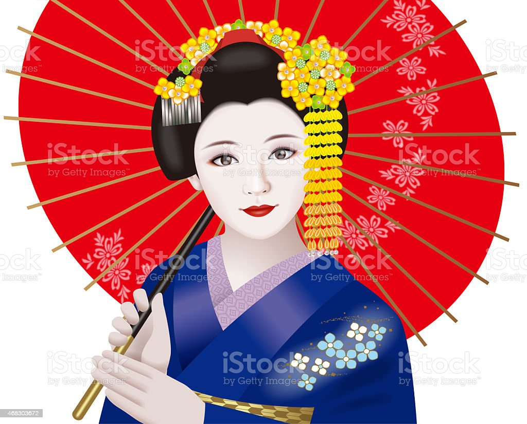 Nipponico geisha sesso