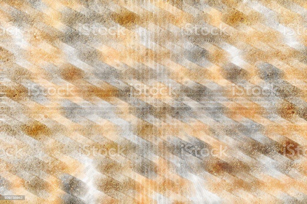 Generative multiple shapes pixel mosaic for design wallpaper texture