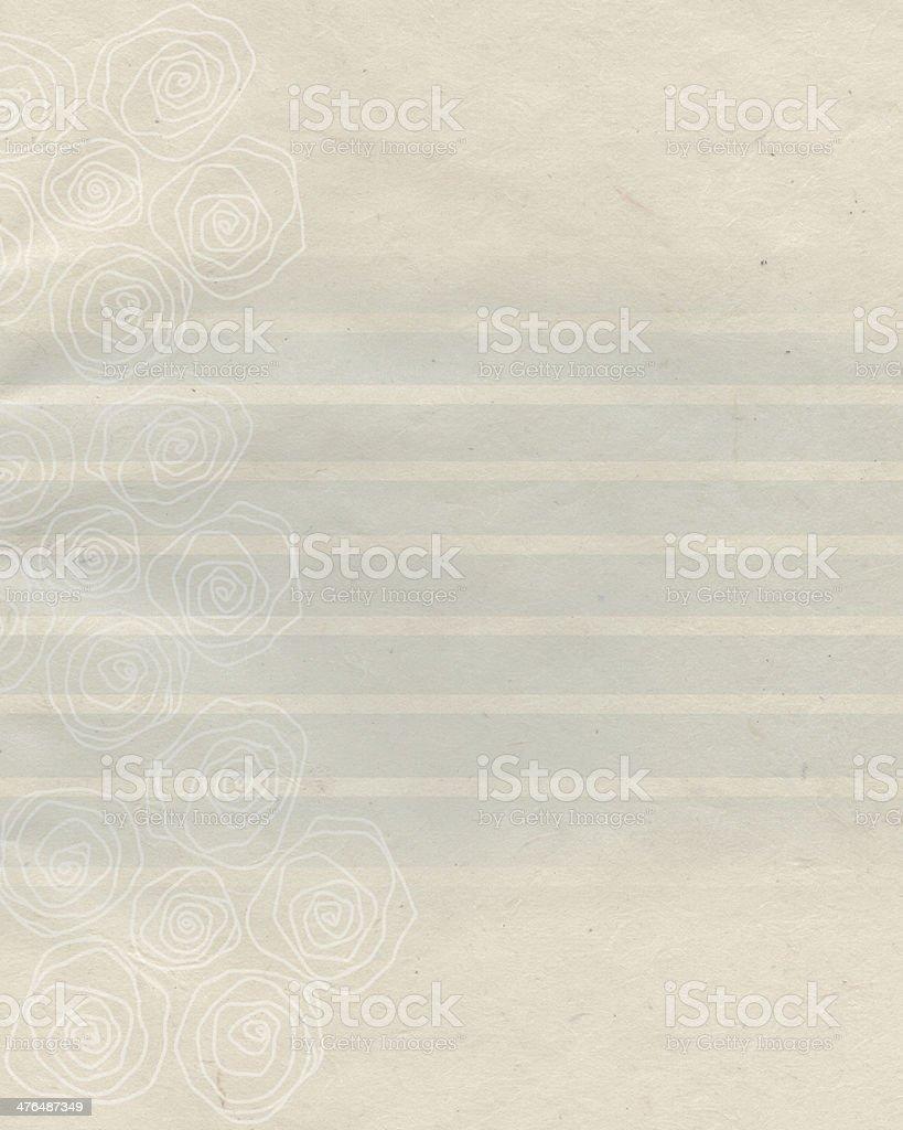 gentle retro background royalty-free stock vector art
