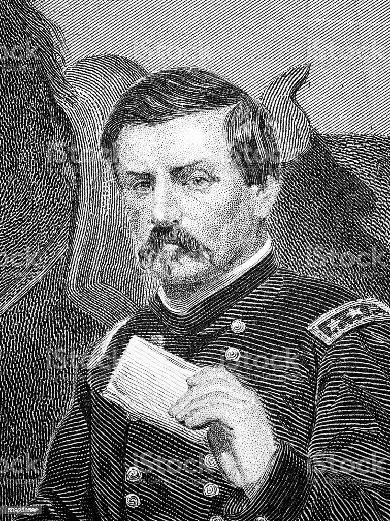 George B. McClellan famous American military royalty-free george b mcclellan famous american military stock vector art & more images of adult