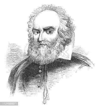 istock George Chapman - 16th Century 1124830071