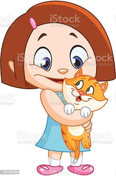 Girl with kitten illustration id164436784?b=1&k=6&m=164436784&s=612x612&h=wc uudjg5jqgrjhqfjrnecw27eqnyfzacrnijpfso1a=