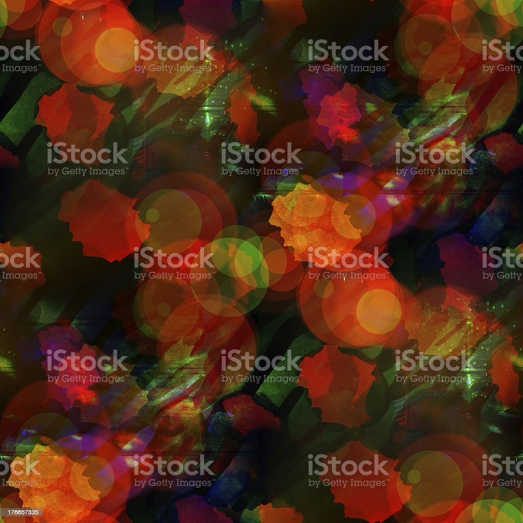 glare light abstract orange, green vintage avant-garde watercolo royalty-free glare light abstract orange green vintage avantgarde watercolo stock vector art & more images of abstract