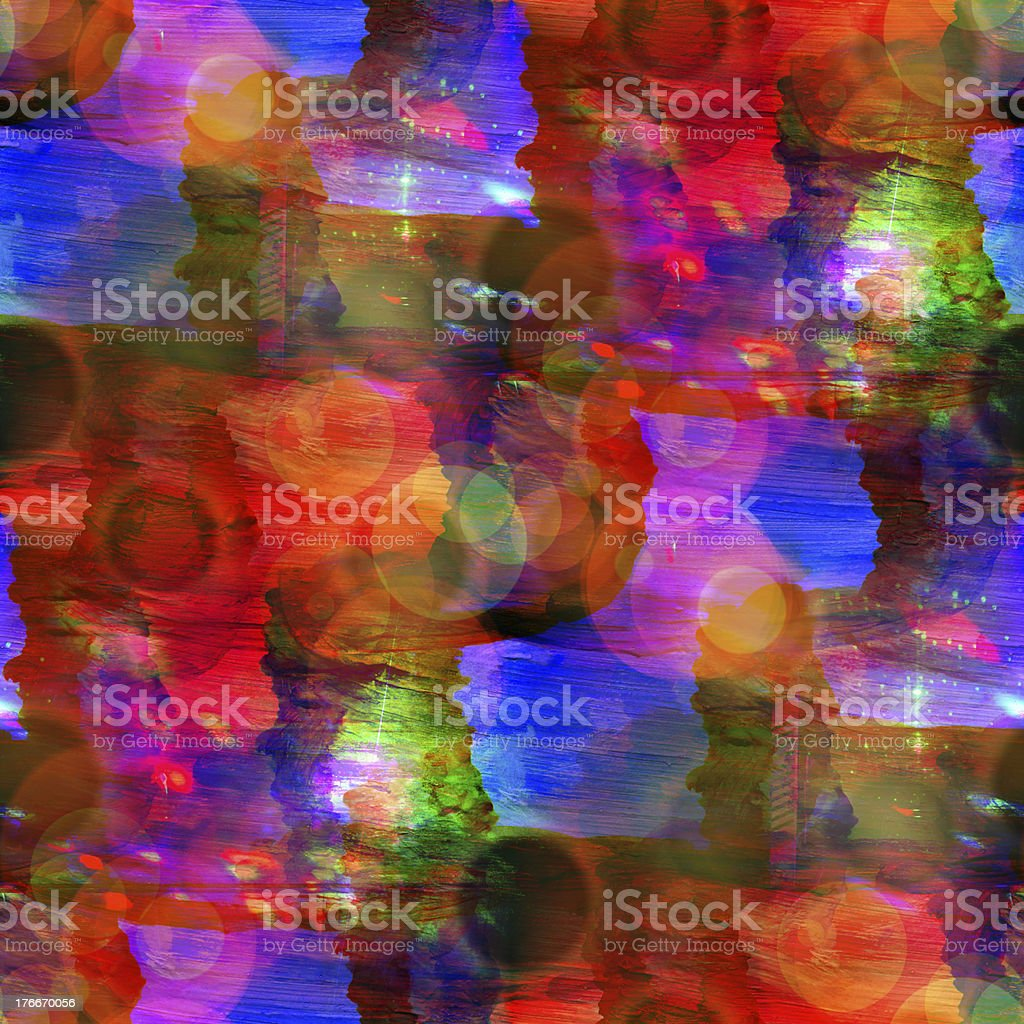 Brillo semáforo, abstracto rojo, azul vintage avant-garde acuarela se ilustración de brillo semáforo abstracto rojo azul vintage avantgarde acuarela se y más banco de imágenes de abstracto libre de derechos