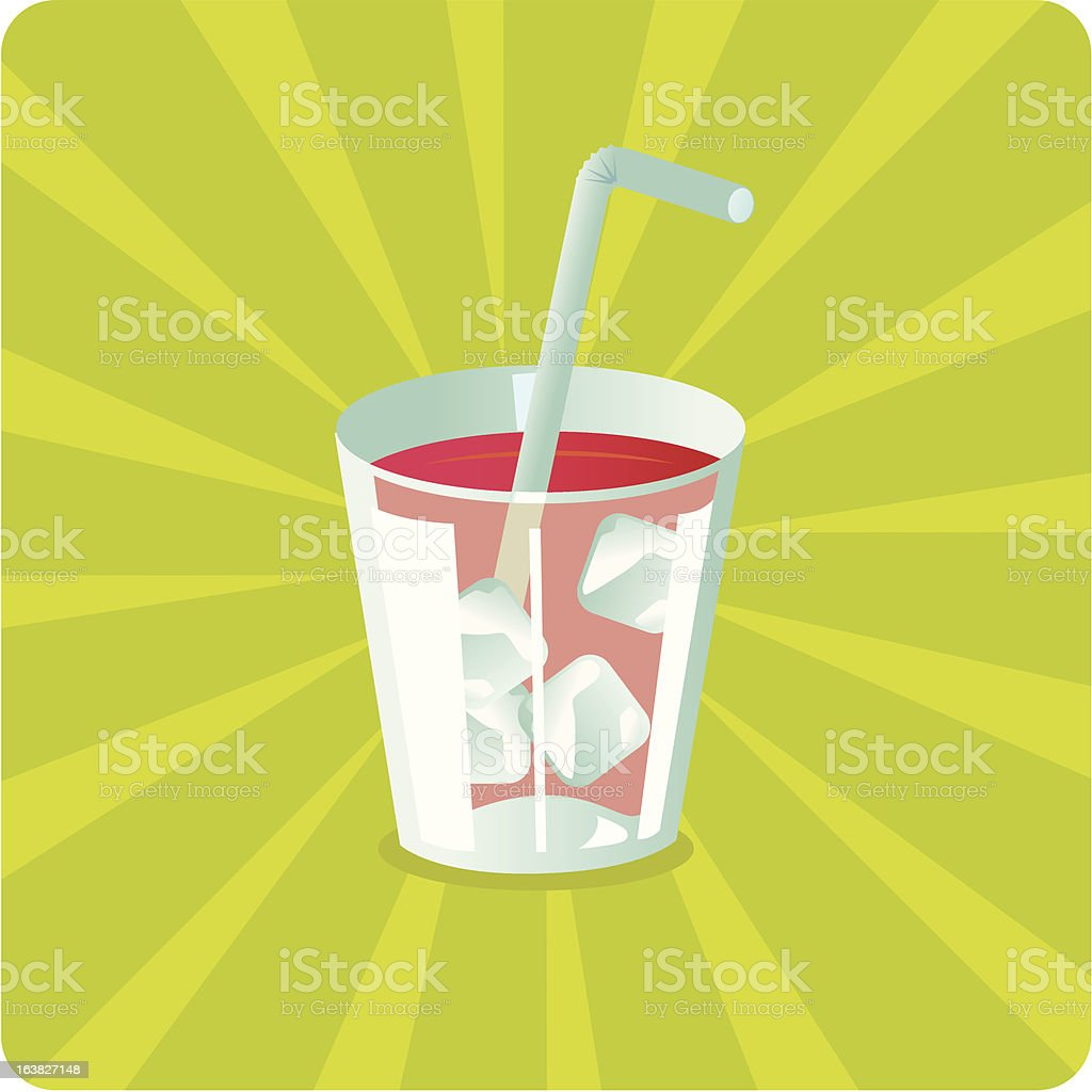 vaso de refresco royalty-free vaso de refresco stock vector art & more images of cold drink