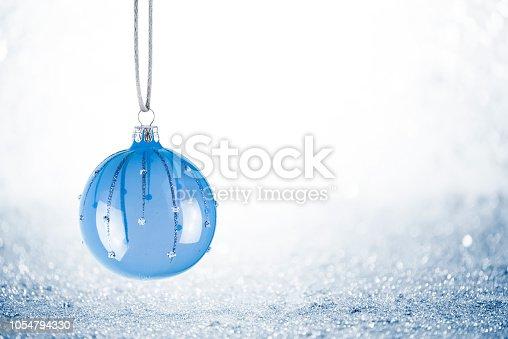 Glass Hanged Ornament