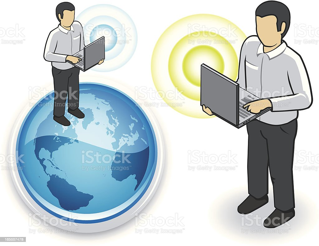 Global communications royalty-free global communications stock vector art & more images of adult
