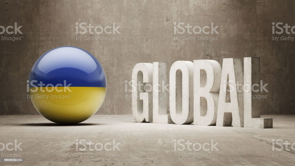 Global Concept 免版稅 global concept 向量插圖及更多 ukrainian flag 圖片