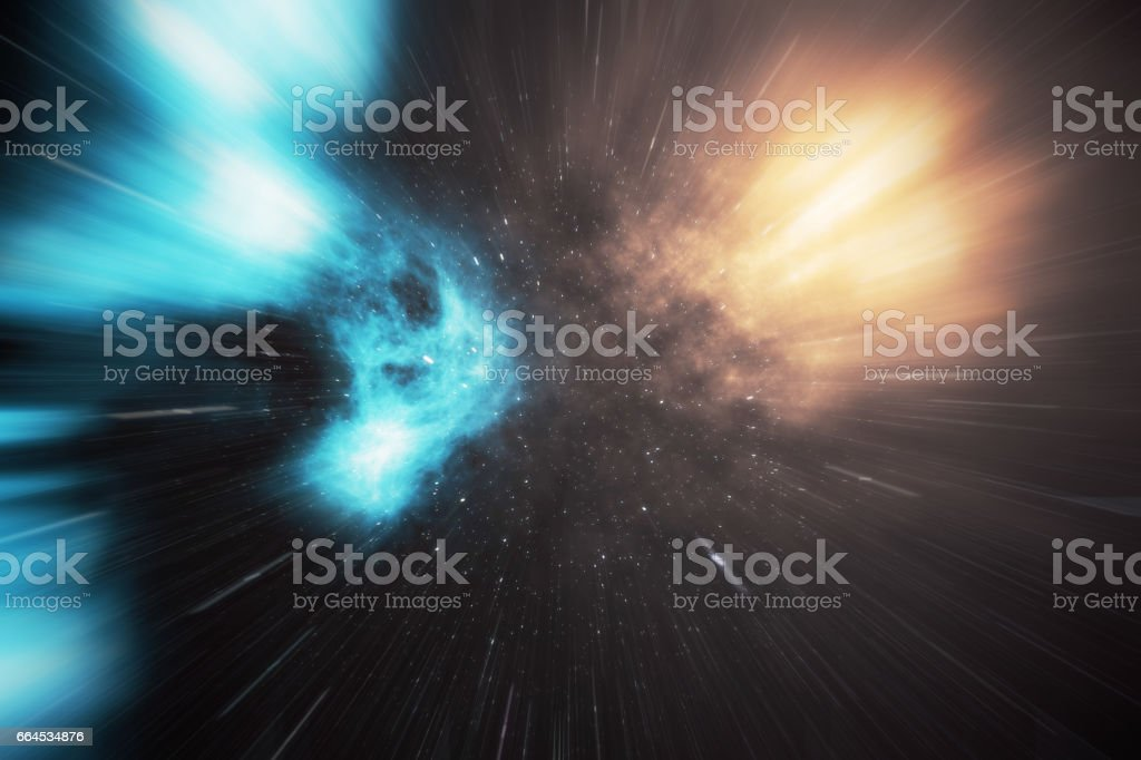 glowing wormhole in space, interstellar warp, traveling trough space and time. 3d rendering royalty-free glowing wormhole in space interstellar warp traveling trough space and time 3d rendering stock vector art & more images of abstract