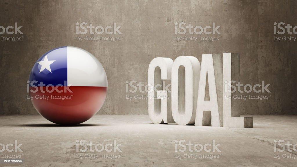 Goal Concept goal concept – cliparts vectoriels et plus d'images de affaires libre de droits