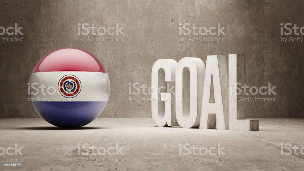 Goal Concept royaltyfri goal concept-vektorgrafik och fler bilder på affärsstrategi