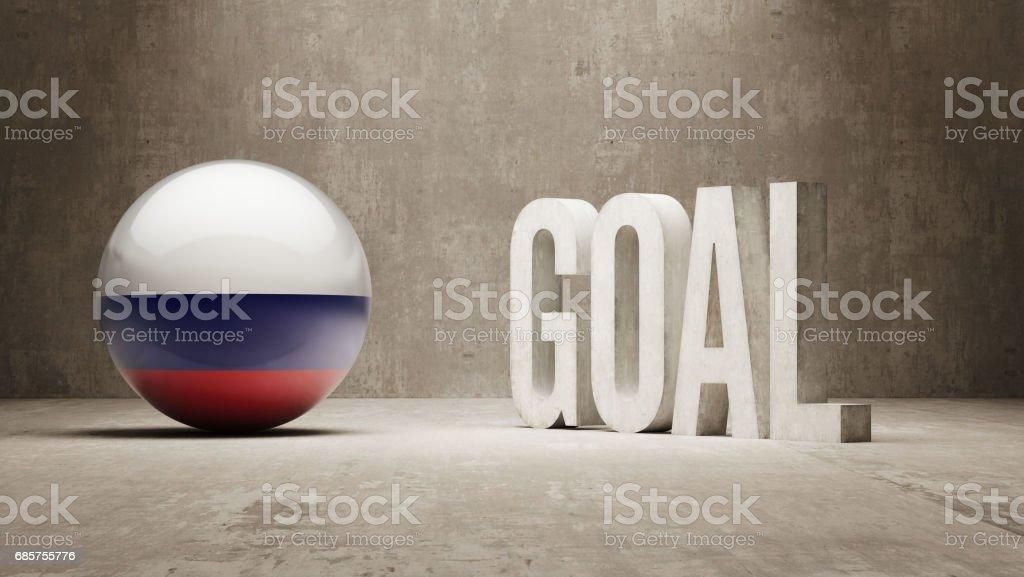 Goal Concept goal concept - immagini vettoriali stock e altre immagini di affari royalty-free