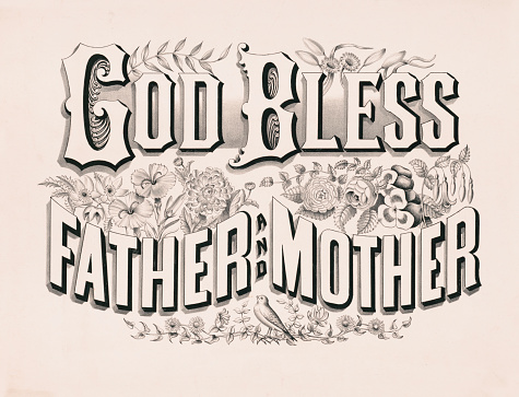 God Bless Father and Mother