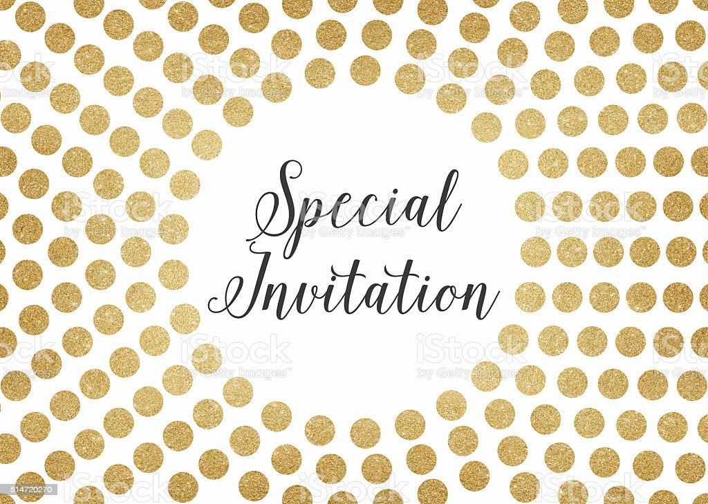 Gold glitter special invitation background stock vector art more gold glitter special invitation background royalty free gold glitter special invitation background stock vector art stopboris Choice Image