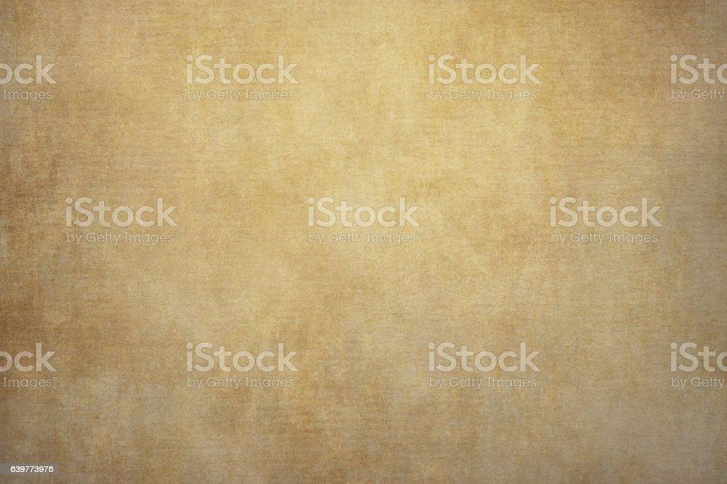 Gold grunge texture, background vector art illustration