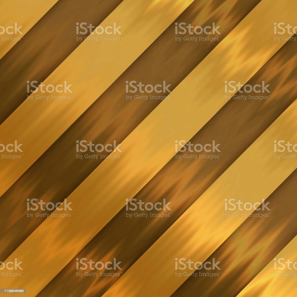 Golden and brown shiny diagonal lines wallpaper