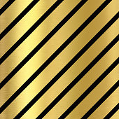 Golden background with black diagonal lines