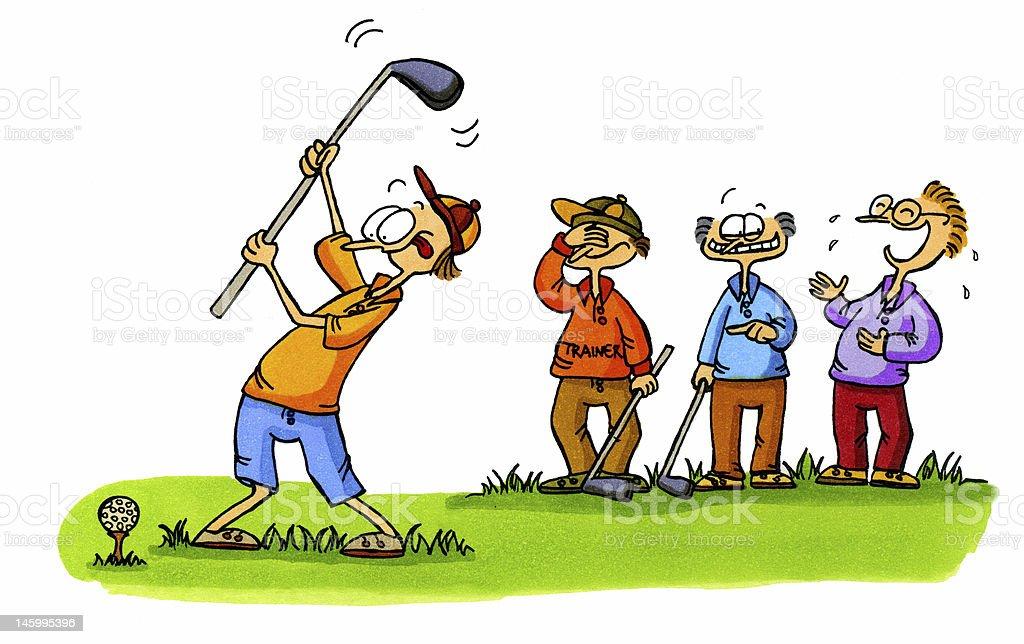 royalty free golf funny clip art vector images illustrations istock rh istockphoto com funny golf clipart free funny golf clip art free