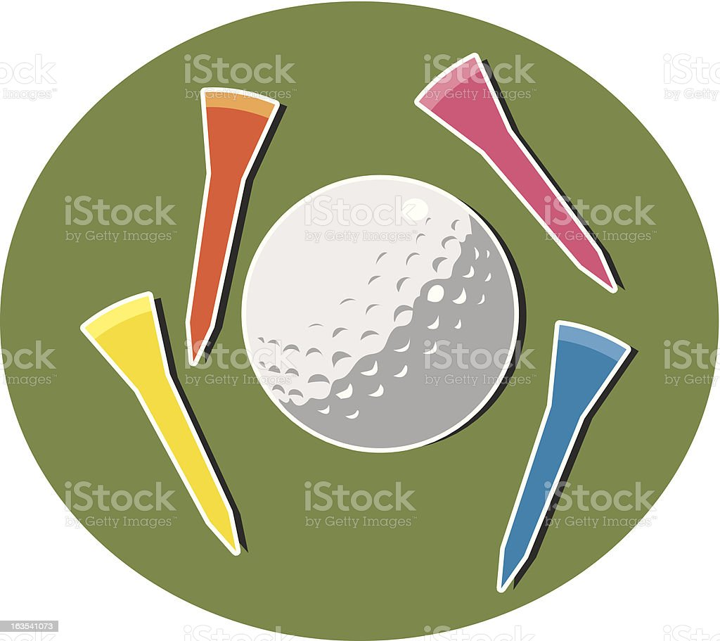 Golf royalty-free golf stock vector art & more images of ball