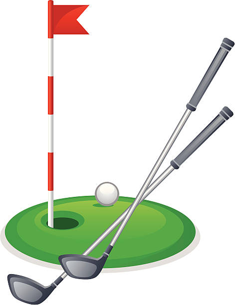 Royalty Free Golf Club Clip Art, Vector Images ...