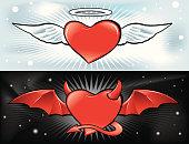 Good and Bad Heart