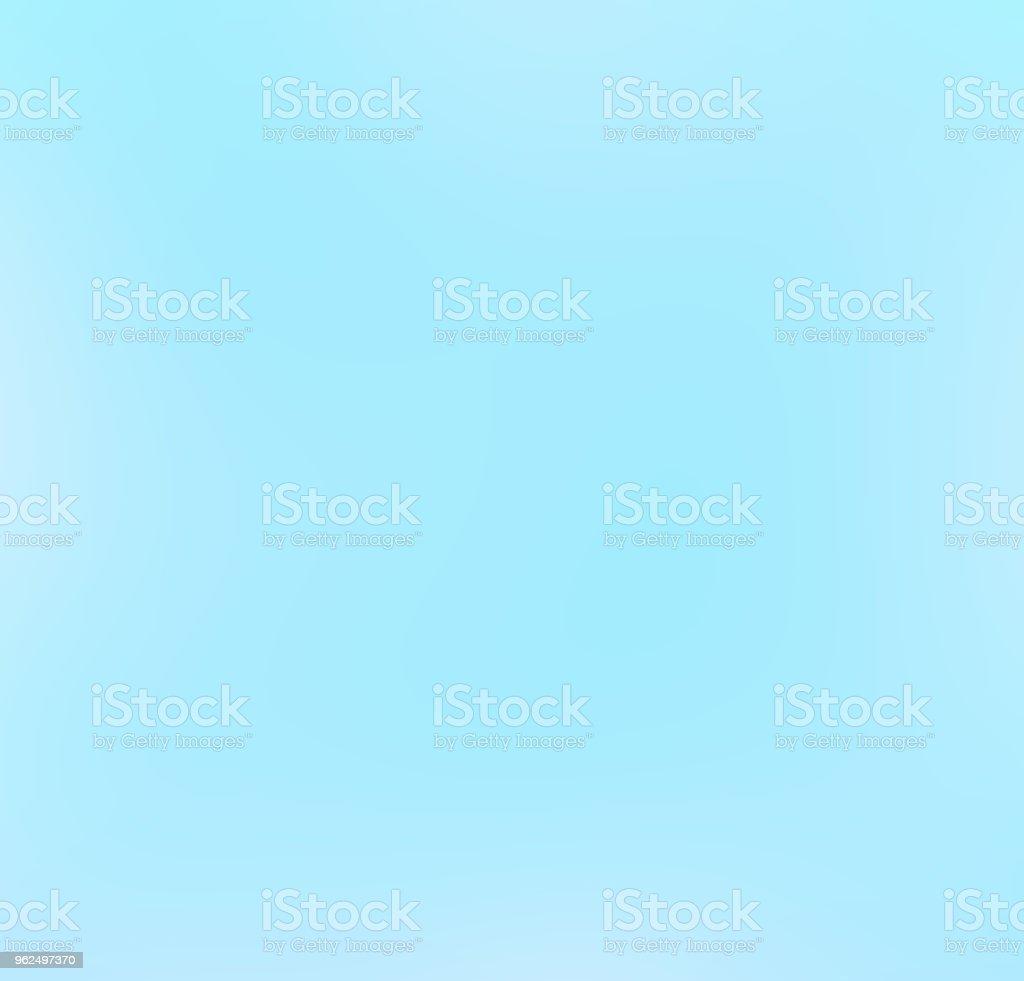 modelo de negócio gradiente de luz azul, fundo da bandeira - Ilustração de Abstrato royalty-free