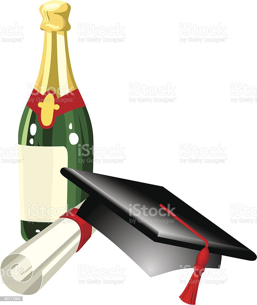 graduation royalty-free graduation stock vector art & more images of authority