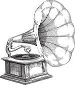 istock Gramophone 167588498
