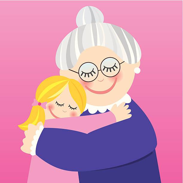 Best Grandchild Illustrations, Royalty-Free Vector ...